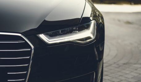 Car paint treatment with nano ceramic coating