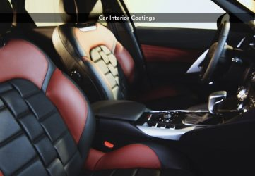 car interior coating supplier