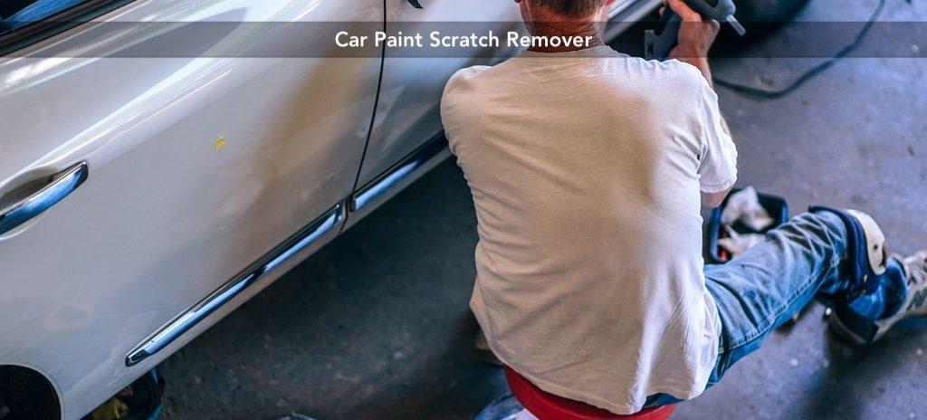 car paint scratch remover