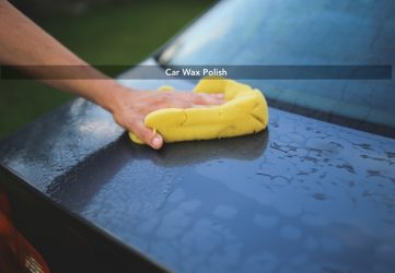 car wax polish in Dubai, UAE