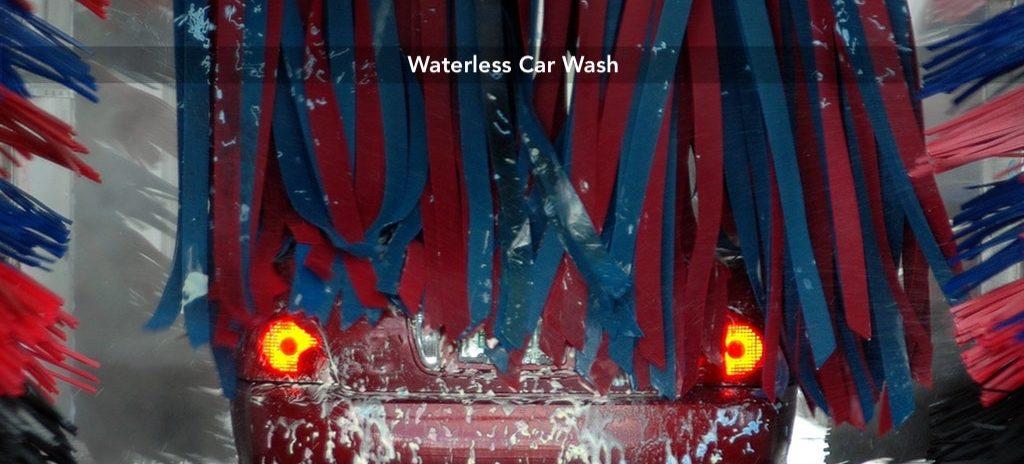 waterless car washing kit