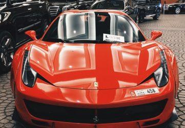 best nano ceramic car coating in Dubai and Abu Dhabi, UAE
