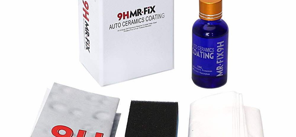 Mr Fix Nano Ceramic Car Coating