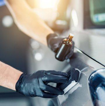 Basic Steps of Professional Car Detailing